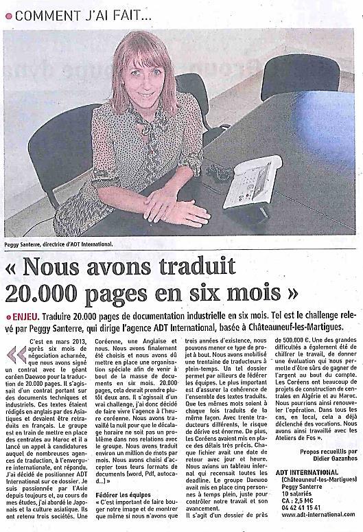 Revue de Presse A.D9