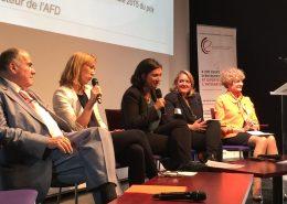 International au féminin- collaboration CCEF et Femmes de l economie